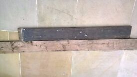 Imperial Sized Straight Edged Pine Wood Planking