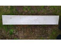Anderton Concrete gravelboard 1830 x 300 x 50mm