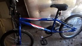 Apollo Creed Bmx Bike
