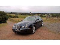 2007 Jaguar S-Type 2.7D SE - Biturbo Diesel V6 206 BHP - any inspection welcome