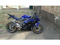 lovely yamaha R6 mint condition good bike look stunning sounds great 13000