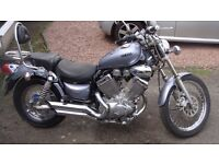 YAMAHA XV535 VIRAGO 1992 FULL MOT LOW MILEAGE