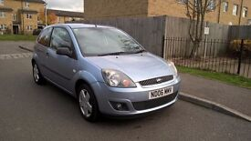 FORD FIESTA 1.25 ZETEC CLIMATE 2006, MANUAL, NEW MOT, 105000 MILES, NEW DAB RADIO WITH BLUETOOTH
