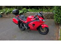 Triumph Sprint ST1050 - 16k miles - 3 box Luggage - Heated Grips - New Tyres - One Previous Owner