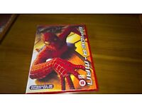 Spiderman DVD 2 discs Set New & Sealed