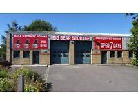 Secure Self Storage - 4 Weeks Free Personal and Business Storage - Big Bear Storage