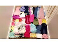 Large girls clothing bundle age 3-4