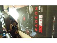 Radeon RX460 2GB Graphics card