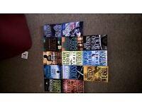 James Patterson books ( Alex cross)