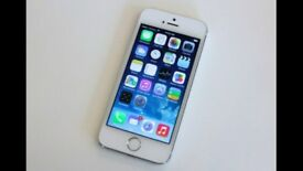 16gb I phone 5s silver