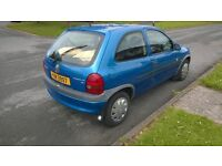 Vauxhall Corsa 2000. Car in good condition