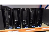 x5 HP 3300 Pro Core i3 2nd Gen. 3.30GHz 2GB Ram 500GB HDD