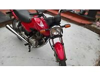 HONDA CG 125CC LEARNER LEGAL