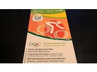 One Ticket Olympics Cycling Mountain Bike Women's Cross-country 20-08-2016 CM001
