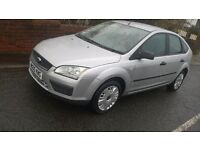 FOCUS TDCI NEW SHAPE, DIESEL ,05 ,PLATE ,VERY CLEAN DRIVES LOVELY £950 PX WELCOME