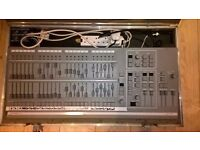 Job lot of stage lighting complete with leads, dimmer packs, controllers etc