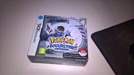 Pokemon Soul Silver with poke walker