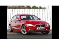 BMW 318d sport 2012 (new style)