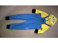 minion onsie age 5-6years
