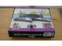 IBIZA SOUND radio mics