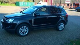 Vauxhall Antara 2.2 CDTi 4x4 Exclusive F/S/H Main Dealer