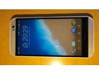 HTC One M8 - 16GB - Glacial Silver (Unlocked) 4G Smartphone