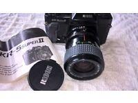Ricoh KR-5 super II, SLR camera
