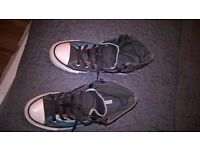 Converse size 6 boots