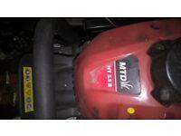 MTD HT550 PETROL HEDGE TRIMMER