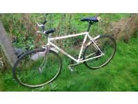 Vintage raleigh sprint mens racer bike