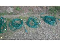 6 hoses, 9 sprinklers plus bits suitable for a new law