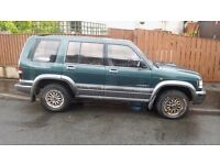Isuzu Trooper Citation 3.0 Diesel 4x4