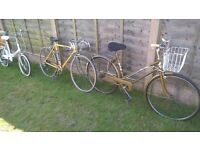 retro bsa puch universal bikes