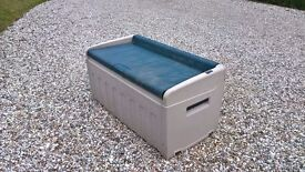 Waterproof Keter Garden Storage Box - apparently for cushions or anything else
