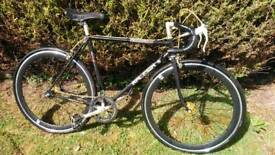 Raleigh Record Sprint Fixie/single speed refurbished