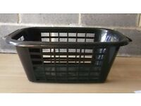 Black Addis Washing Basket