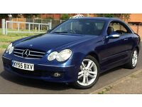 MERSEDES CLK 200 KOMPRESSOR AVANTGARDE 1.8L ,LOOKS AND DRIVES EXCELLENT