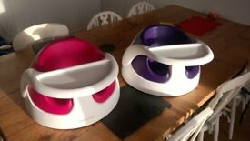 Baby Snug Seats (Pink and Purple)