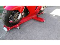 Motorcycle Dolly Stand