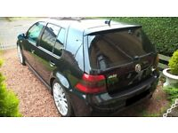 Low Mileage 2004 VW Golf R32, sunroof , cruise control, not ford st, audi a3 s3 rs