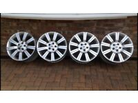 "Genuine 20"" Range Rover Sport Stormer Alloy Wheels, Excelent Condition, £400"