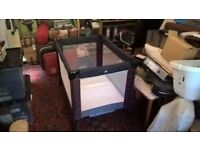 For sale Childs travel cot