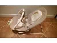 Mamas & Papas Capria (Barnaby Buttons) Bouncing Cradle, Baby Bouncer