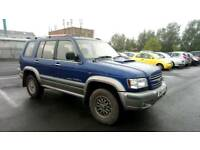 Isuzu Trooper Citation 3.0 Td,Lwb 4 wheels drives, Superb drives