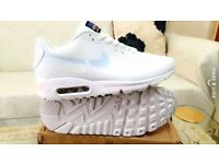 nike air max 90 hyperfuse white independance day all sizes inc delivery paypal x