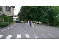 Barrier Controlled,CCTV Monitored,Open Air Parking Space,Located At***GRANTA PLACE*** CB2 1RS (4837)