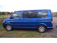 2006 VW CARAVELLE 2.5 TDI CALIFORNIA SE 1V BUS ( 7 SEATS )