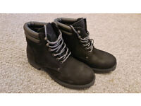 Jack & Jones Boots - Black Noos Classic - Size 10
