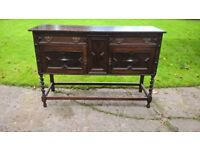 Lovely wooden sideboard