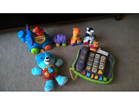 Various toys - more